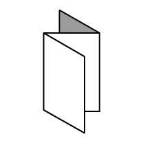 Dimensioni Pieghevole 3 Ante.Pieghevoli E Depliant A 3 Ante 6 Facciate